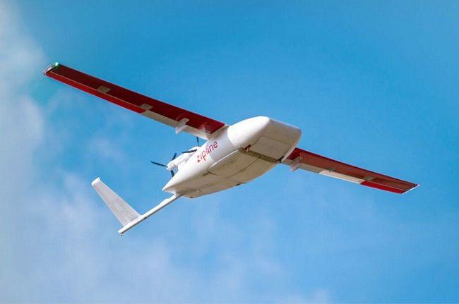 Zipline et son service de livraison par drone opère un tour de table de 250M$