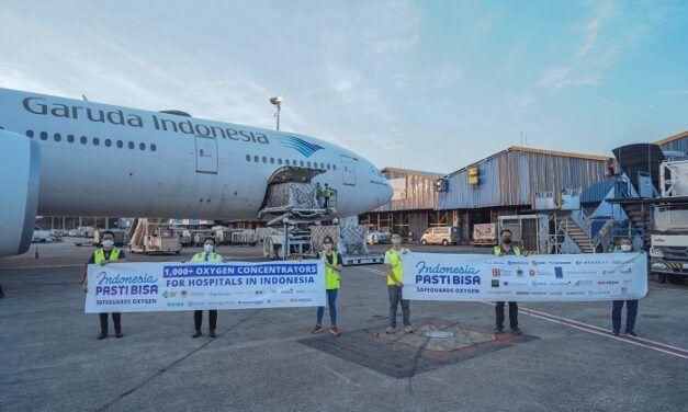 East Ventures lève 1,2M$ pour fournir 1 400 concentrateurs d'oxygène en Indonésie
