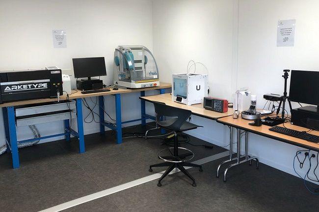 La Saône et Loire inaugure Vitilab, laboratoire digital destiné au vin