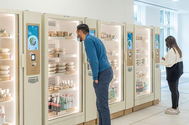 La start-up Foodles et ses réfrigérateurs connectés lève 31M€ pour son expansion