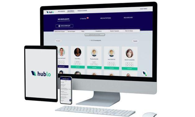 La start-up Française Hublo lève 22M€ pour son outil de gestion RH médical
