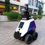 Singapour déploie des robots de surveillance autonome dans les rues