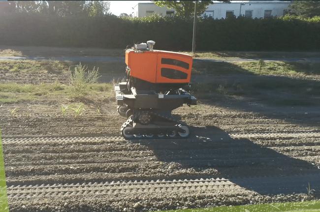Pellenc prend participation dans Agreenculture et ses robots agricoles autonomes