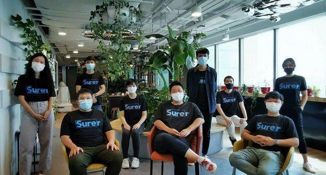 La start-up Singapourienne de l'insurtech Surer annonce une levée de fonds pour sa croissance